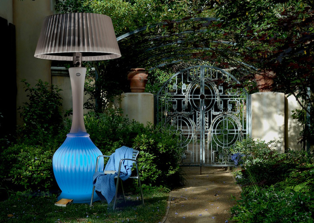 outdoor gas heaters heat up your patio appeal kindle living lamps 2 thumb 630xauto 57619 Heat up your Patio: Outdoor Space Heaters