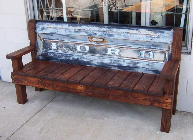 sustainable home decor upcycled furniture couch alegro design truck thumb 630xauto 57160 Best Upcycled Furniture Ideas