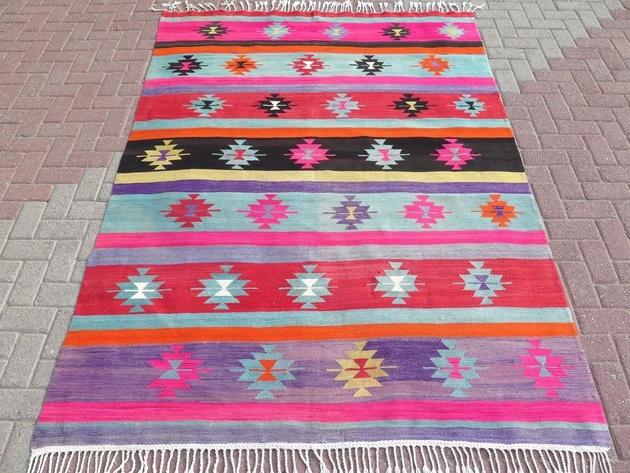 anatolia turkish antalya nomads kilim rug 70x97 thumb 630xauto 59306 45 Modern Kilim Rugs For the Hottest Trend