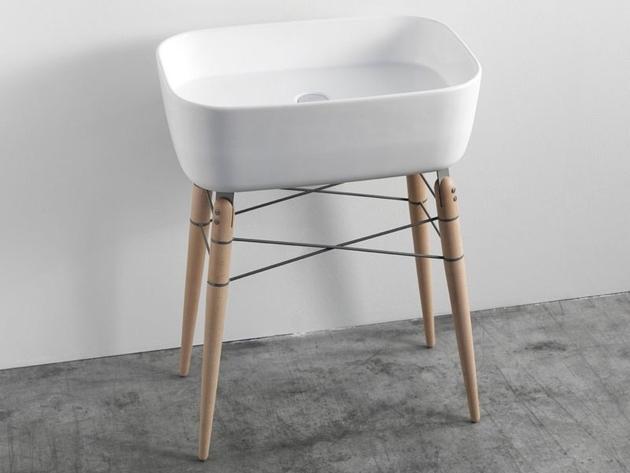 modern washstand ray michael hilgers 1 thumb 630xauto 59984 Modern Washstands and Freestanding Washbasins
