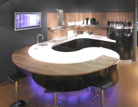 aster cucine brilla kitchen Aster Cucine kitchens   innovative Italian kitchen designs