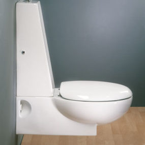 Aston Matthews wall-mounted toilet – the Piano