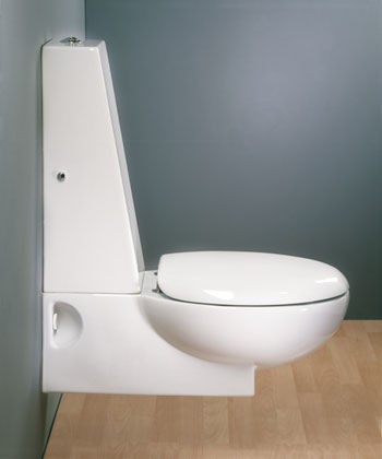 aston matthews wall hung toilet piano Aston Matthews wall mounted toilet   the Piano
