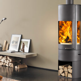 Wood Stove from Austroflam – Pi-Ko stove