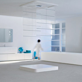 Modern Bathroom from Axia – the new AX10 design