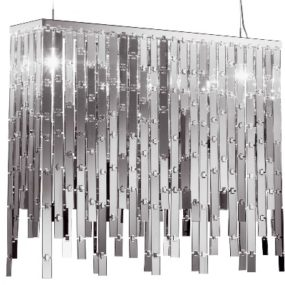 Modern Chandelier from Axolight – Glitter Chandelier glamour