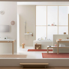 Customizable Bathroom by Axor Hansgrohe – new Bouroullec collection