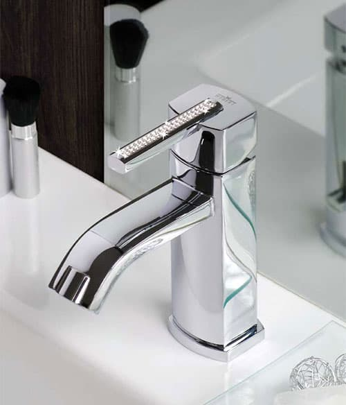 Crystal Bathroom Faucets Swarovski