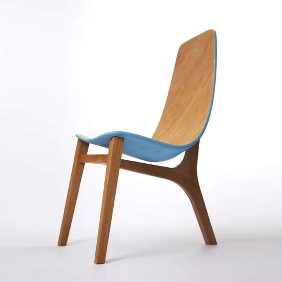 baby blue chair by paul venaille 1 Baby Blue chair by Paul Venaille