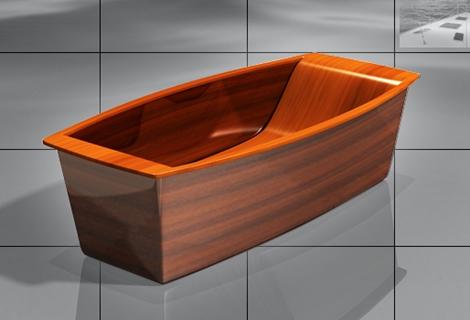 bagnosasso unique tub skipper 1 Unique Tubs from Bagnosasso