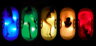bainultra tmu amma chromatherapy New TMU Amma bath by BainUltra