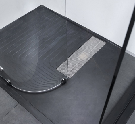 balance natural stone shower tray abanilla 1 Natural Stone Shower Trays   shower tray design by Balance