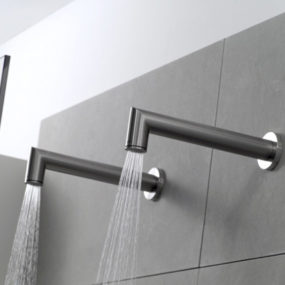 Industrial Style Shower from Balance – DF50 and DR50 shower designs
