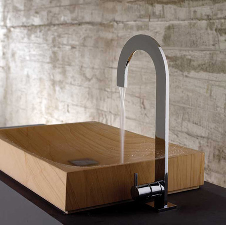 bandini naos bathroom faucet collection