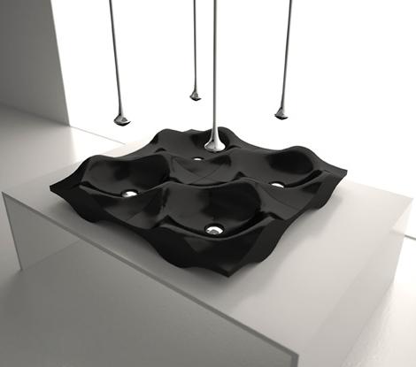 bandini ocean sink 5 Modern Sinks & Sink Art from Bandini