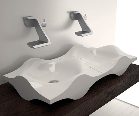 bandini ocean sink Modern Sinks & Sink Art from Bandini