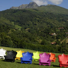 Baroque Outdoor Chair by SAW Italy – Queen of Love