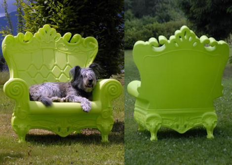 baroque outdoor chair saw italy queen of love 6