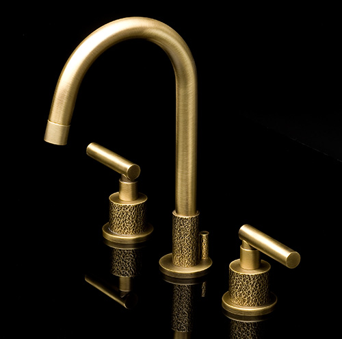 bath faucet lever handles sence27 watermarks Timeless Faucet Designs by Watermark