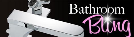bathroom bling header Luxury Bath Products   the Bathroom Bling