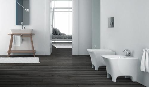 bathroom collection cow artceram 3 Cool Sanitaryware by Artceram   Cow