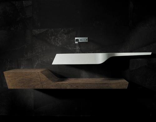 bathroom collection sprit acero 1 Minimalist Bathroom Suite by A Cero   Spirit