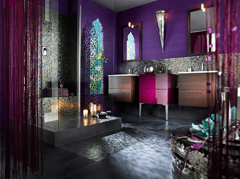 Modern Bathrooms, Bathroom Designs, Ideas & Pictures from Delpha
