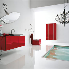 Bathroom Ideas: elegant contemporary Eden designs by Cerasa