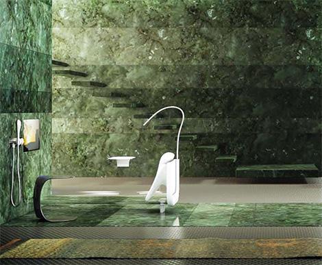 bathtub allos glassidromassaggio Clear Glass Bathtubs by Glass Idromassaggio – Allos bathtub