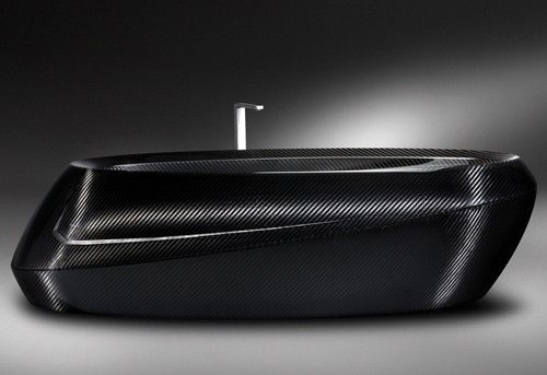 bathtub corcel no1 1 Carbon Fiber Bathtub by Corcel