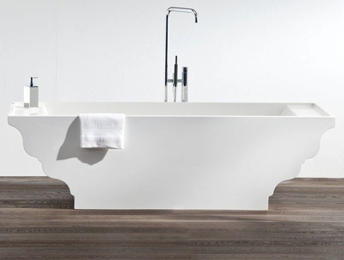 Classic style bathtub for modern bathroom by rapsel - Grand tour bagno ...