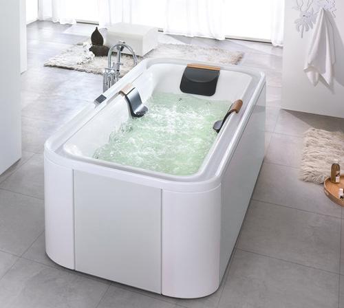 bathtub lights ergo hoesh 2 Bathtub with Lights  Ergo by Hoesh