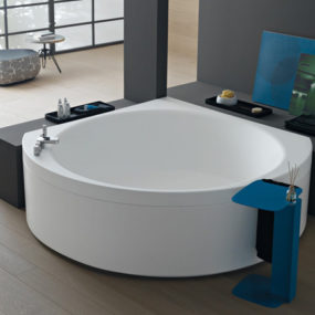 Cool Corner Bathtub by Albatros