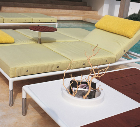 bb italia outdoor furniture springtime 4 Patio Furniture from B&B Italia   new modern Springtime patio collection