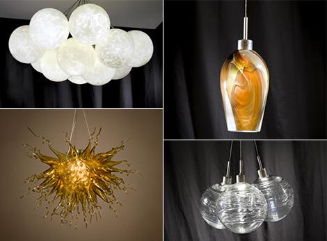 bear creek glass lighting Solid State Lighting   new Homegrown Green Solution from Bear Creek Glass