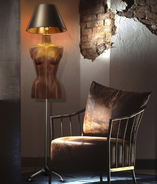 beaubien lamp lady smoon 1 Lady Lamp by Beaubien