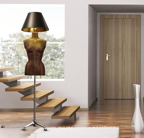 beaubien lamp lady smoon 2 Lady Lamp by Beaubien
