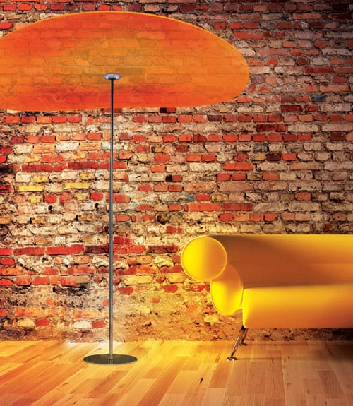 beaubien lamp ombrella 3 Mood Floor Lamp by Beau et Bien