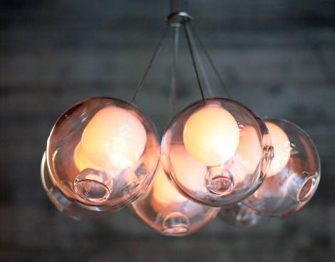 beautiful glass pendant chandeliers bocci 3