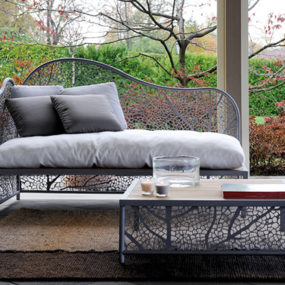 Beautiful Patio Furniture by Corradi