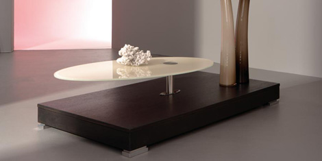 Bergmann Bruno Banani two-level coffee table