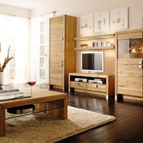 Sensational Solid Wood Furniture by Bergmann – modern furniture with a rustic touch