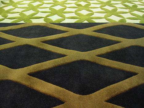bev hisey designer wool carpets Designer wool Rugs from Bev Hisey