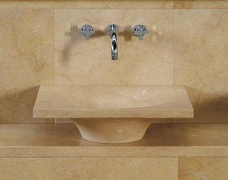 Leonardo stone sink