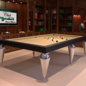 Billiard Dining Tables by MBM Billardi – convertible