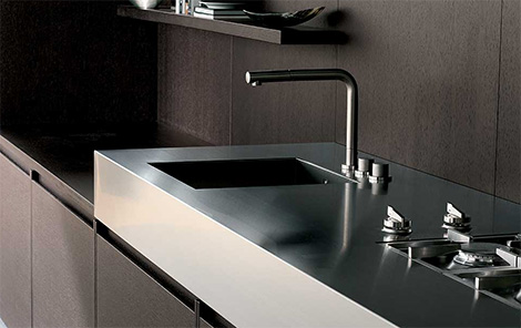 Binova Modus kitchen - sink