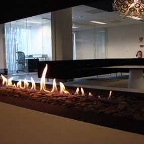 Decorative Fireplace Bio-oh! – bioethanol fireplaces by Puur Vuur Belguim