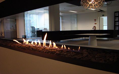 Decorative Fireplace Bio Oh Bioethanol Fireplaces By Puur
