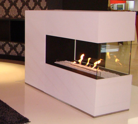bio oh fireplace puur vuur