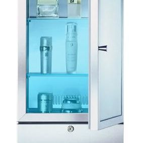 Medicine Cabinets from Biszet – the bathroom refrigeration cabinet